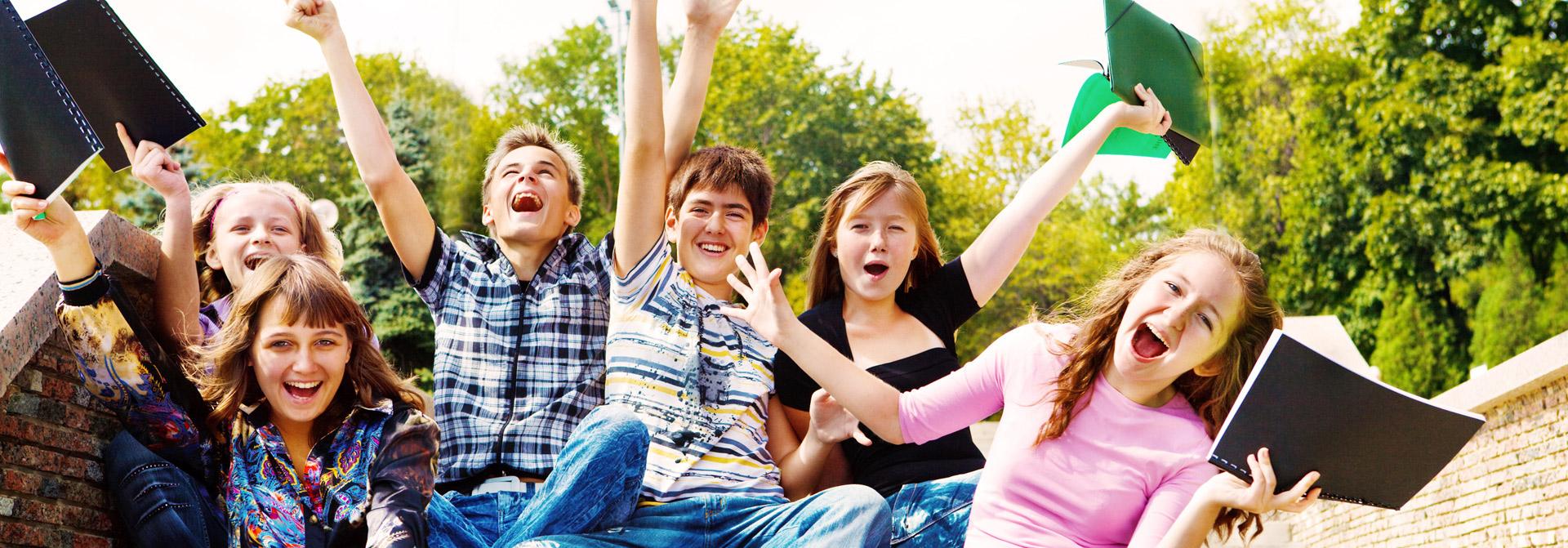 Фото школьники на отдыхе фото 434-44