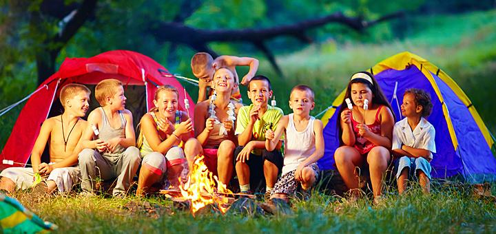 картинки отдых детей летом