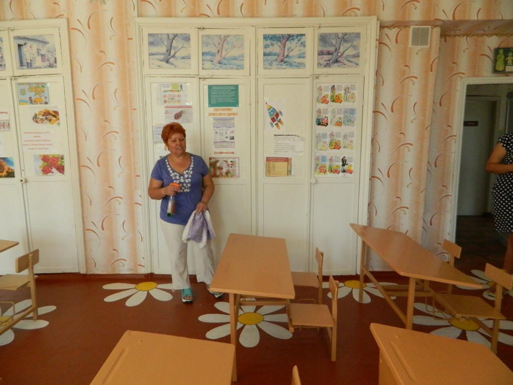 Школа Ивановское 2